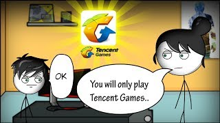 What if a Gamer Mom Works at Tencent Games