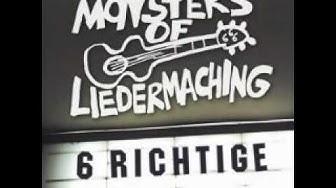 """Monsters of Liedermaching - Herzblatthubschrauber """"6 Richtige"""""""