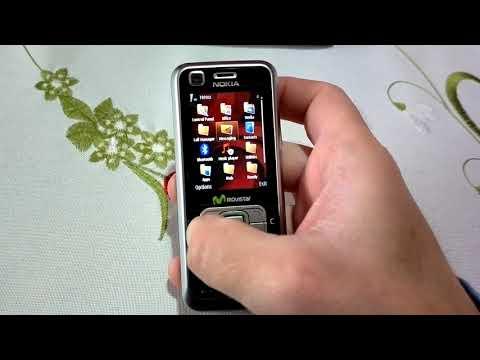 Nokia 6120c With 32GB MicroSD Card