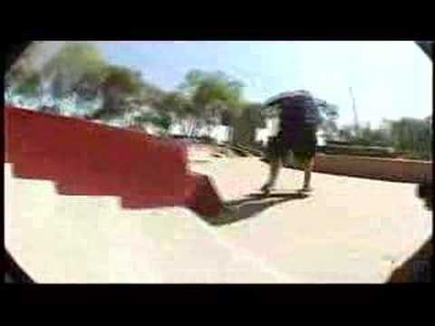 "In Bloom - TransWorld SKATEboarding - ""Trainwreck"" Alex Gall"