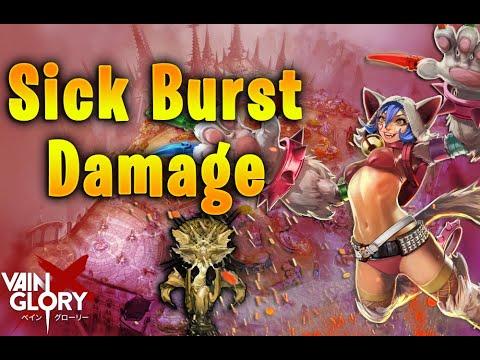Koshka Sick Burst!!! Vainglory 5v5