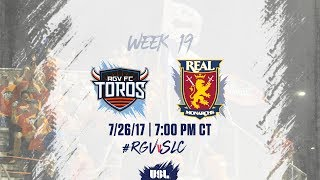 Rio Grande Valley FC vs Real Monarchs SLC full match