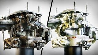 VAZ 2106 - carburetor Ta'mirlash