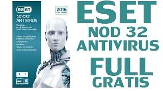 Eset Nod 32 Antivirus 10 / Windows 10
