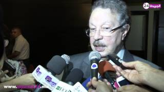 أحمد لحليمي يقدم الميزانية الاقتصادية الاستشرافية لسنة 2016