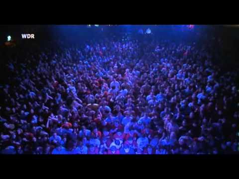 Biffy Clyro-Westend Festival 2012 Dortmund
