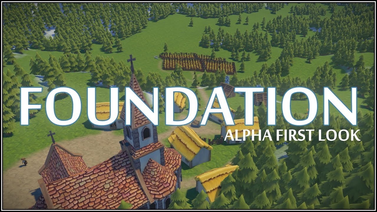 Foundation Polymorph Games first look: foundation (alpha) [polymorph games]