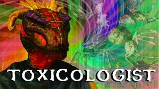 Skyrim Builds - The Toxicologist