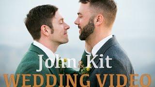 John and Kit - Desert Gay Wedding