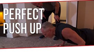 the perfect push up steve maxwell