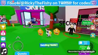 ROBLOX on the phone first time.