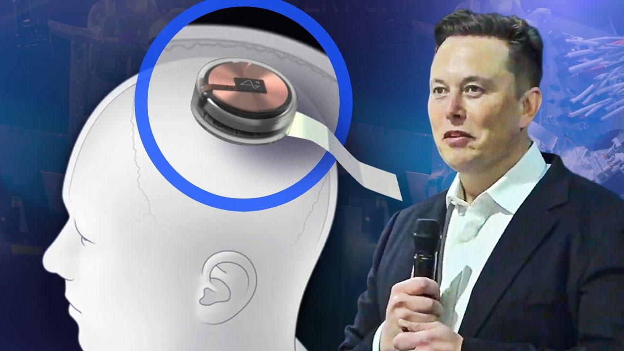 Neuralink : Elon Musk's entire Brain Chip Presentation in 14 minutes