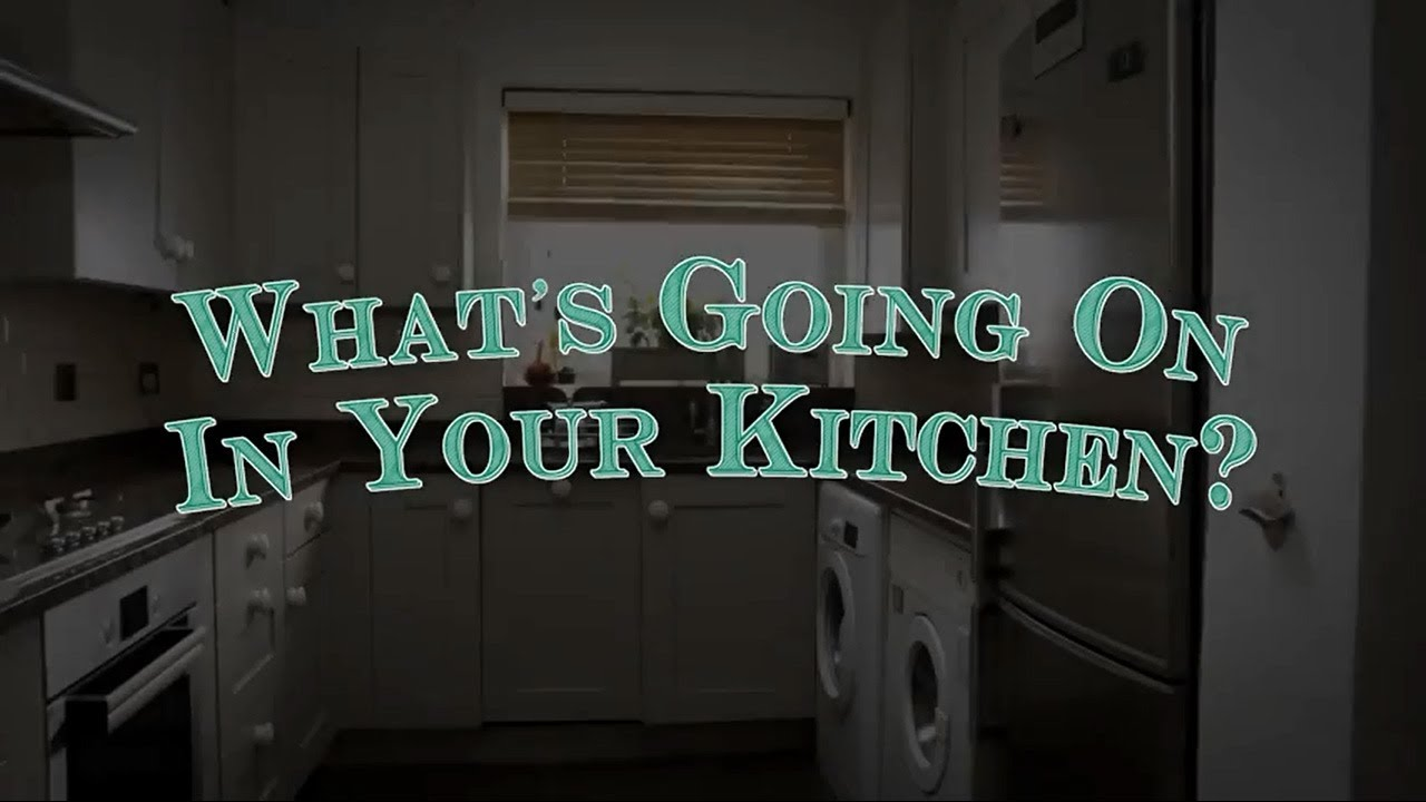What S Going On In Your Kitchen