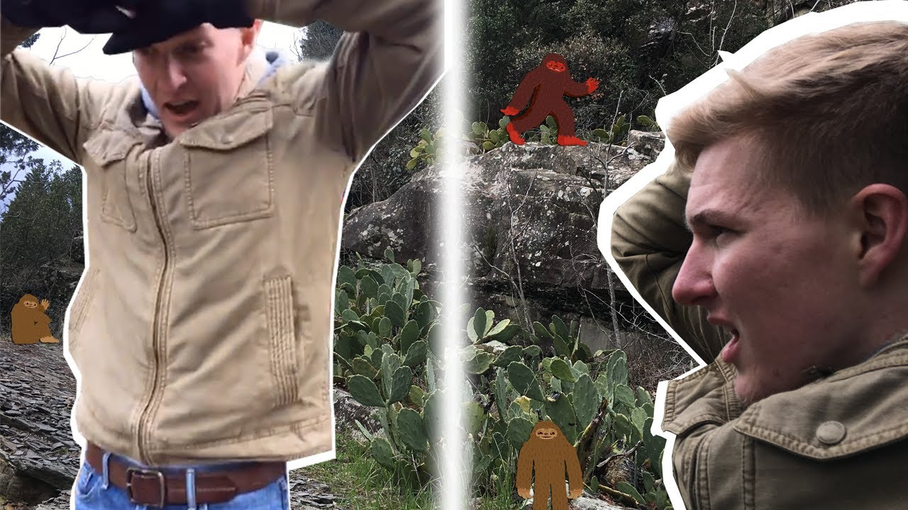 Finding Bigfoot   The Lost Hikers
