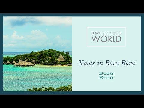 Xmas in Bora Bora, French Polynesia