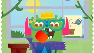 Highlights Monster Day - Best iPad app demo for kids - Ellie