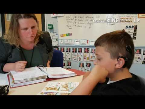 Audiology And Guided Reading For Deaf Children