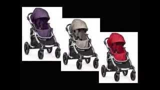 Best Jogging Stroller 2016 - Baby Jogger City Select Silver Frame Stroller(, 2014-06-18T03:26:42.000Z)