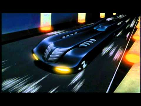 Batman: The Animated Series 1992 TV Show Intro