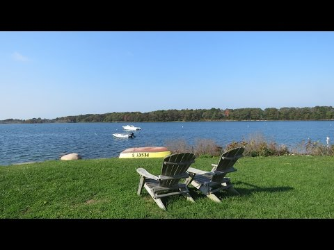 A visit to Patuisset Island on Cape Cod