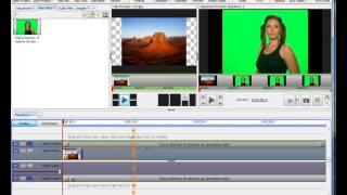 Как заменить фон на видео(Как поменять фон на видео используя хромокей. Скачать программу:http://www.softfly.ru/multimediya/konvertory-i-videoredaktory/92-videopad., 2013-12-18T12:55:53.000Z)