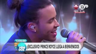 Prince Royce - La carretera | Bienvenidos