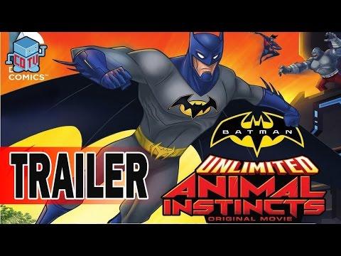 Batman Unlimited Animal Instincts Official Trailer