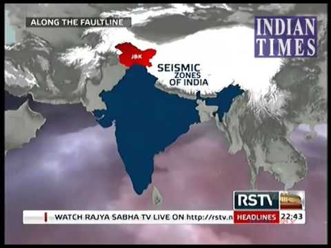 RSTV Special   Along The Faultline, Is India Quake Ready