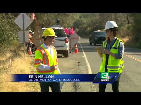 Milestone reached in reconstruction of the Oroville Dam Spillway