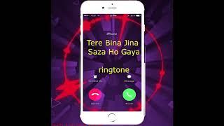 Tere Bina Jina Saza Ho Gaya ringtone download   Top ringtone 2018   RingtoneMob net