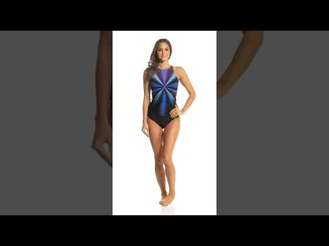 Profile by Gottex Starlight Tankini Top (D Cup) | SwimOutlet.com