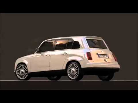 New Renault R4 beautiful car - YouTube