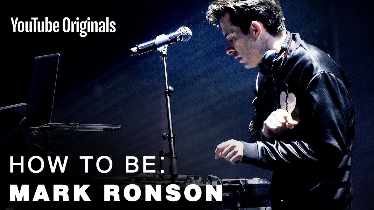 How To Be: Mark Ronson I Director's Cut