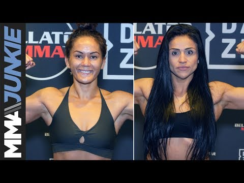 Bellator 220: Official weigh-ins