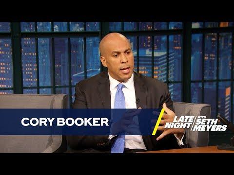 Senator Cory Booker Wants to Close Gun Sale Loopholes