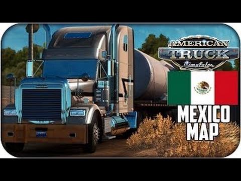 american truck simulator capitulo 1 trabajo duro en la frontera