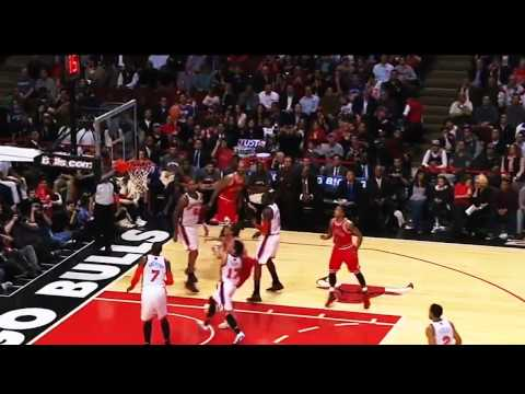 Derrick Rose 2011-2012 NBA Highlights | Grew Up Fast