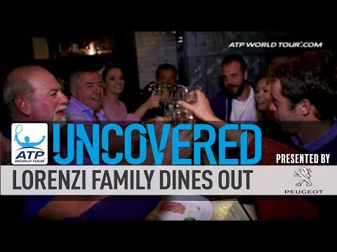 Lorenzi Family Dines Out Uncovered 2017