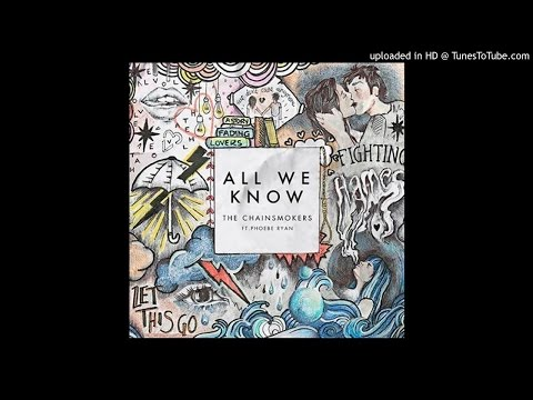 all we know chainsmokers download mp3