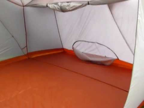 The North Face - Mountain Manor 8 Person Tent & The North Face - Mountain Manor 8 Person Tent - YouTube