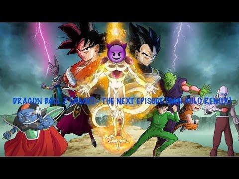 Dragon Ball Z AMV  The Next Episode San Holo Remix