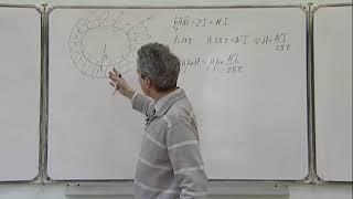 Электромагнетизм Л8.3. Магнитное поле. Закон полного тока