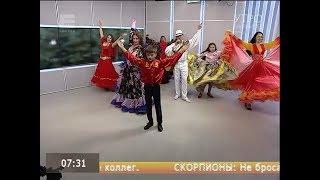 Добро пожаловать в табор: красноярский ансамбль приглашает на танцы