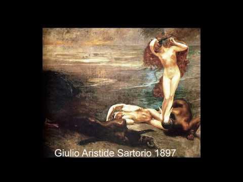 DONNA: il nudo femminile nella pittura - di Bice Maulucci