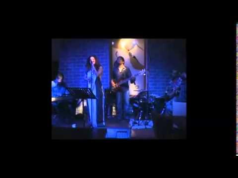 Ioanna Tsagari My funny valentine Live!  (Black Cotton Doll quartet)