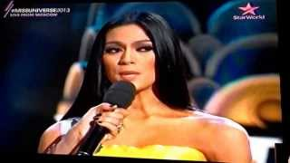 Miss Universe 2013: Q&A PHILIPPINES