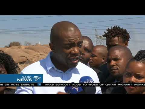 Maimane calls for accountability for Marikana massacre