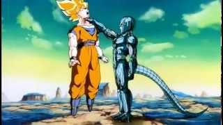 SSJ Goku Vs Metal Cooler (Original Japanese)