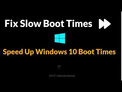 Cách Khắc Phục Máy Tính Khởi Động Chậm Trong Windows 10? - Vera star