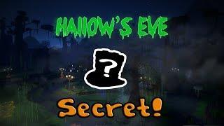 [Roblox Hallow's Eve 2018] - Secret Map + Secret Hat!